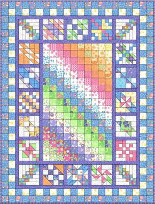 Celebration Sampler Block-of-the-Month at Everything Quilts