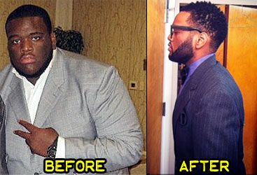 Lost 210 pounds