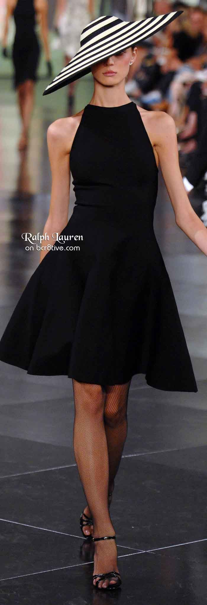 Ralph Lauren | Spring Summer 2008//still love the style, it's just pure classic!!