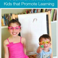 10 Fun Summer Activities for Kids that Promote Learning.  check out the camp activities.