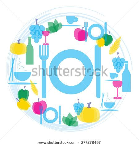 Food and Drink illustration