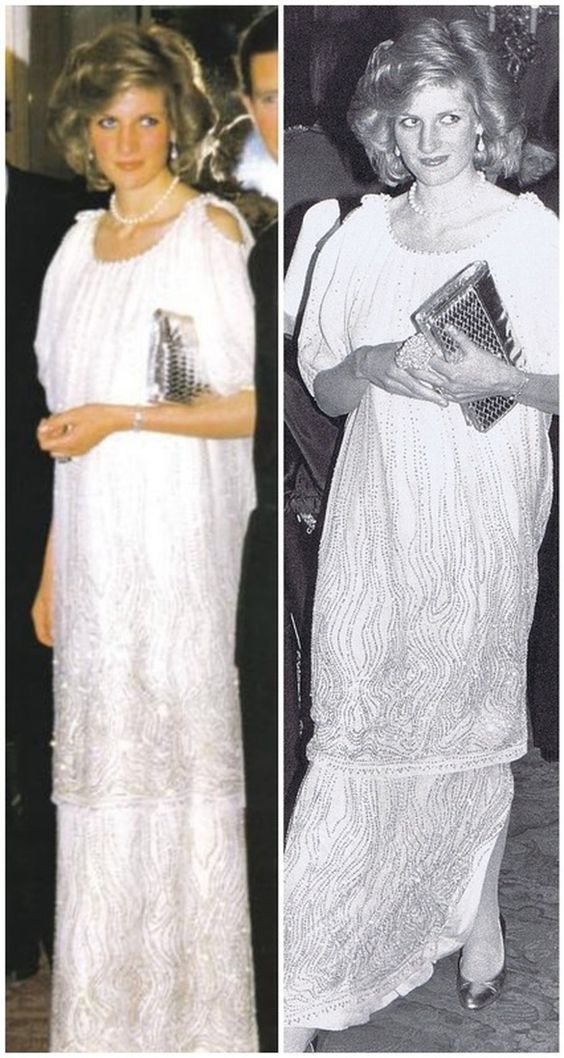 On Sunday May 20th in 1984, Prince Charles and Princess Diana attended a Gala concert by Italian opera singer Luciano Pavorotti, at the Royal Opera House, in Covent Garden, London.: