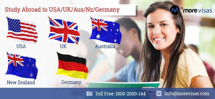 Achieve your goal by our services to #StudyinAbroad... We are providing Student Visas for USA, UK, Australia, New Zealand and Germany..