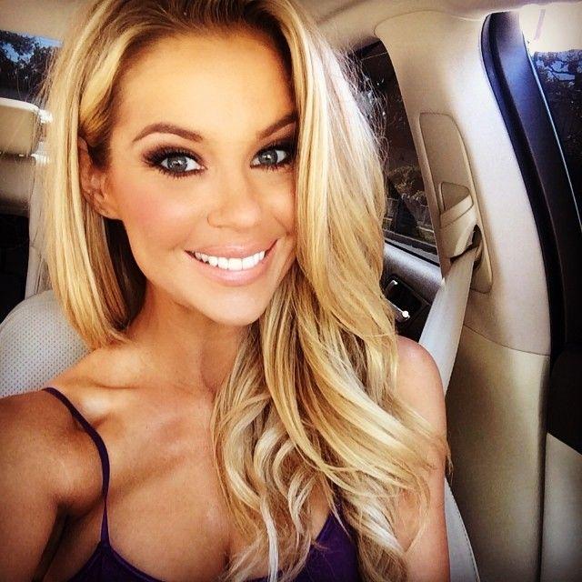 Makeup Blonde Hair 41