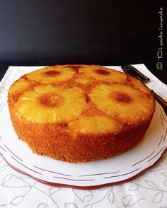 Di pasta impasta: Torta rovesciata all'ananas con farina di farro