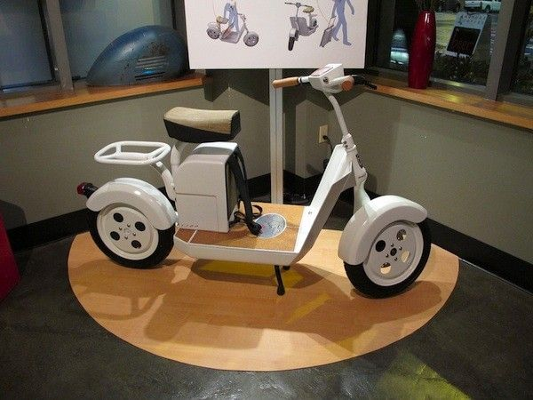 Fremont Motors shows off Fido electric scooter prototype #electric scooter want it