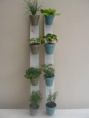 Huerta Vertical De Plantas Aromáticas