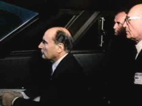 L'inauguration du #TGV Paris-Lyon a lieu en 1981, en présence de François Mitterrand.
