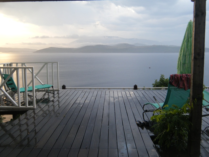 Rainy Corfu