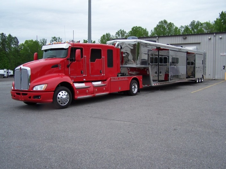 2009 Sundowner Luxury Liner & Kenworth Wester Hauler ...