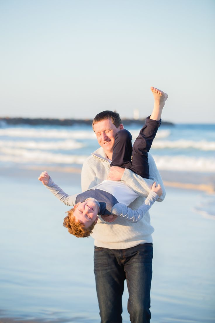 Raw Design Media, beach, lifestyle photography session, father & son, dad, love, happy