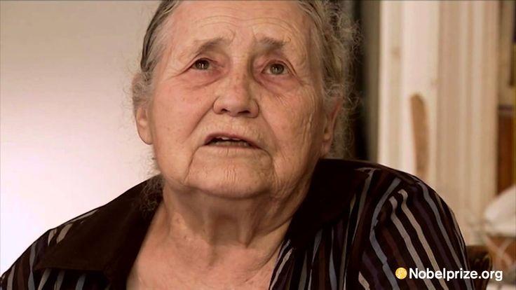 Doris Lessing on her writing career  https://www.youtube.com/watch?v=xqSl7t0HkYw