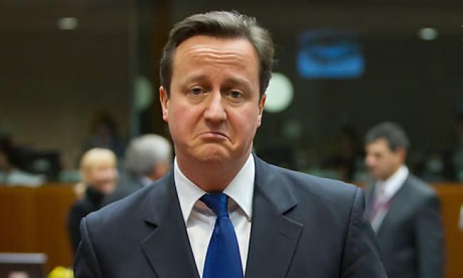 Prime Minister David Cameron Fucked A Dead Pig