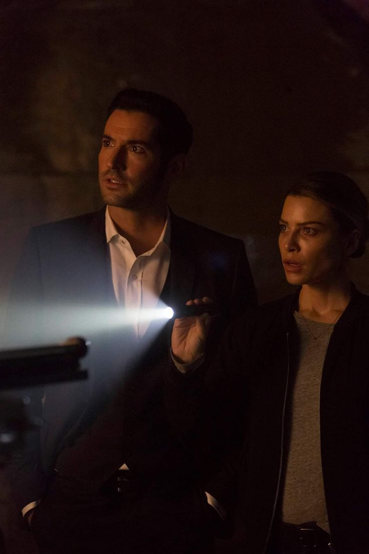"""There's more to Lucifer than meets the eye. Watch full episodes to shed some light: http://fox.tv/WatchLucifer   - """"29 Days Until Lucifer is Back! Spring Premiere May 1, 2017"""" ❤ 