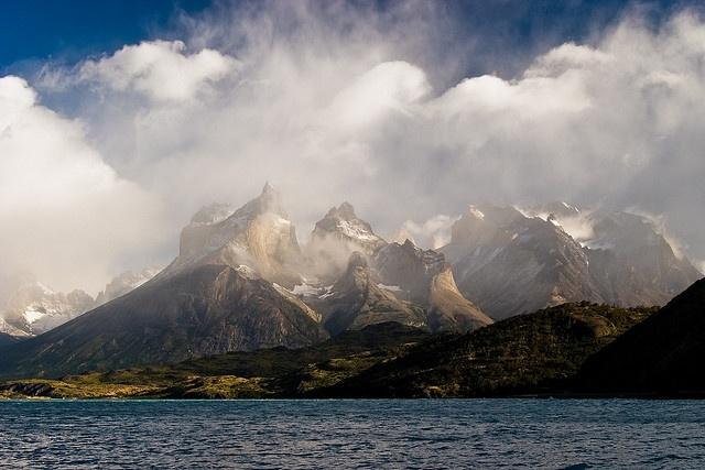 Paisaje. Patagonia.