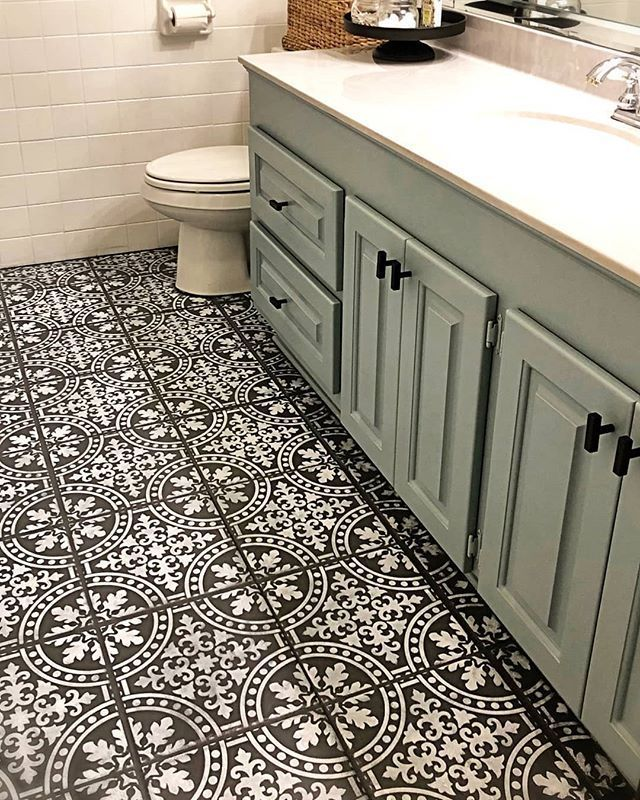 I Just Love That You Can Get The Look Of Farmhouse Mosiac Tiles