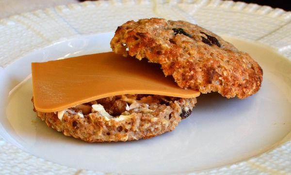 Fiberrike, proteinrike og søte scones. Bakekona - Lidenskap for en sunn livsstil