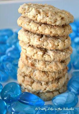 Forest Ranger Cookies!