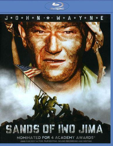 Sands of Iwo Jima [Blu-ray] [1949]