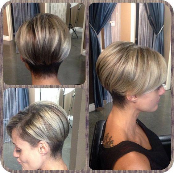 Krótkie fryzury kobiece jak nigdy! 20 super cięć na wiosnę - Strona 5