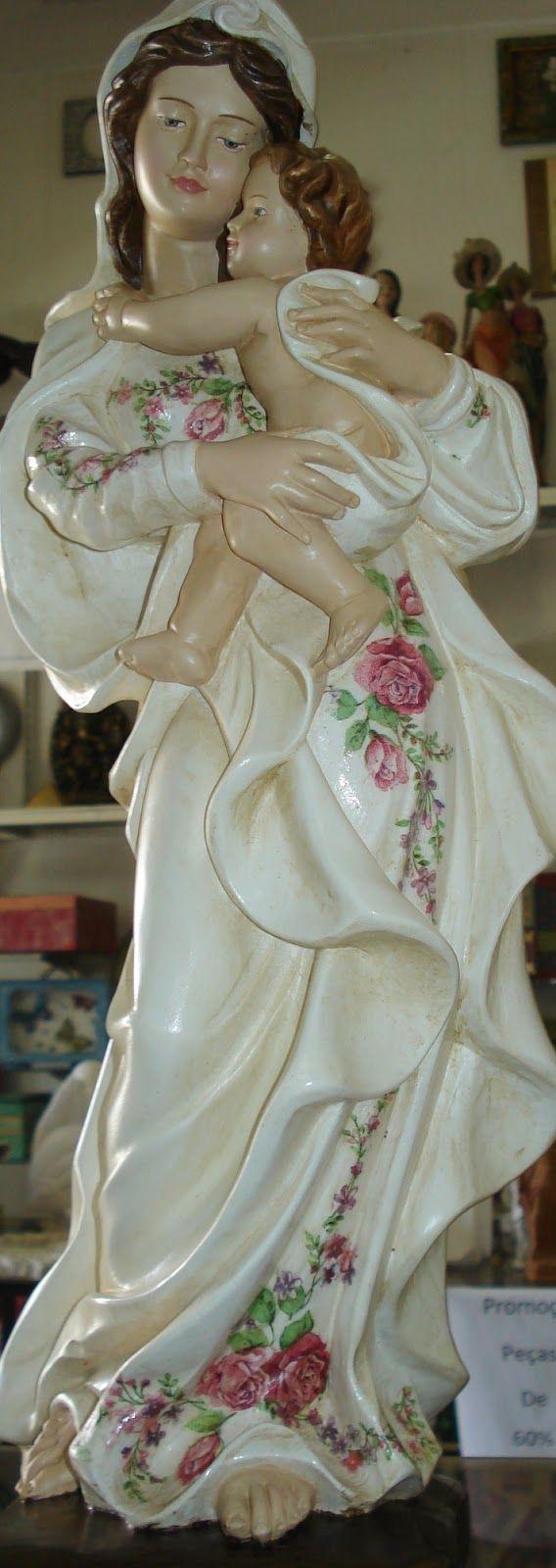 Arte por Fernanda Orsi: Peças Decorativas com Estamparia (Decoupage)