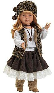 """Paola Reina Las Reinas Marta 23.6"""" Jointed Doll (Made in Spain) by Paola Reina: Amazon.co.uk: Toys & Games"""