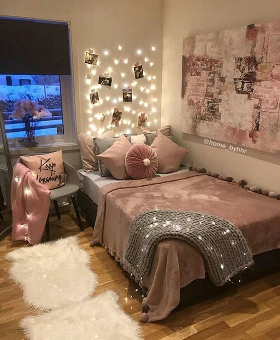 Bedroom Ideas For Teen Girls Vintage