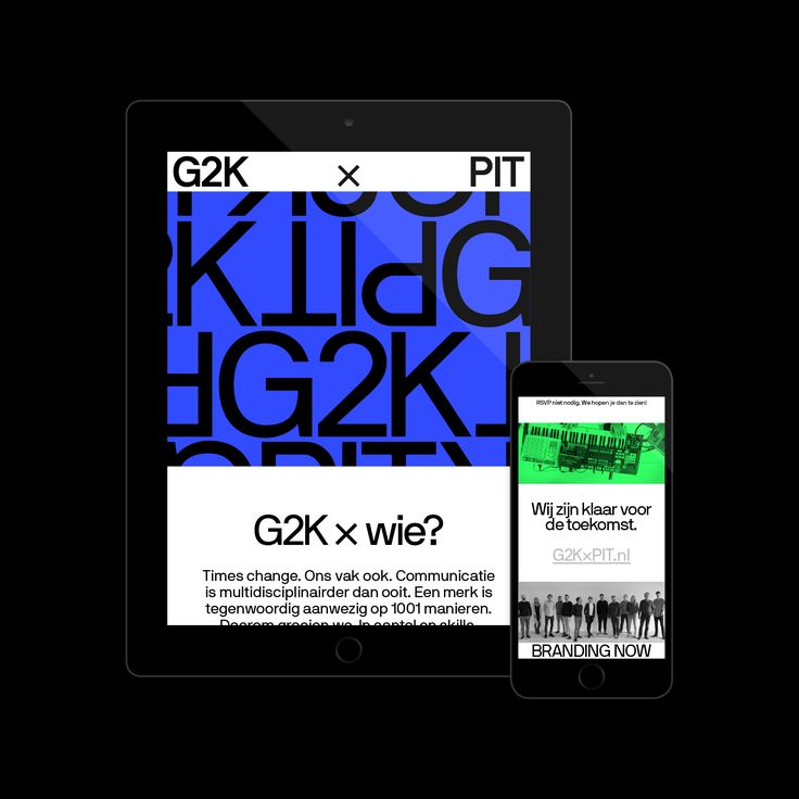 Rudmer van Hulzen / G2KxPIT on Behance