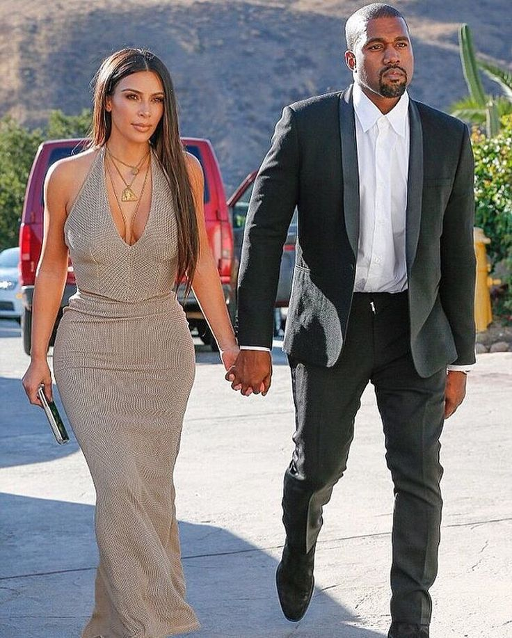 I am so obsessed with Kim's extra long extensions! 😍😍😍