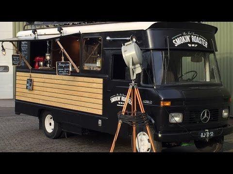 Mercedes D Food Truck
