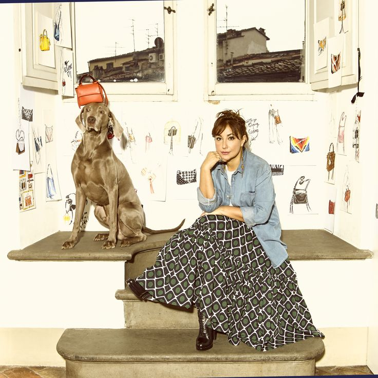 Read about Elena Ghisellini and shop their outfits and vintage on www.LaDoubleJ.com