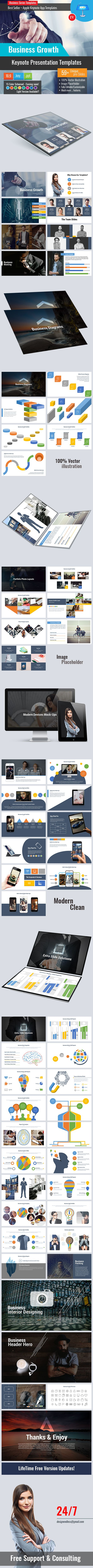 Business Growth - Modern Trending Template #design #slides Download: http://graphicriver.net/item/business-growth-modern-trending-template/13750554?ref=ksioks