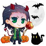 :Loki: Halloween Night by PrinceOfRedroses.deviantart.com on @DeviantArt
