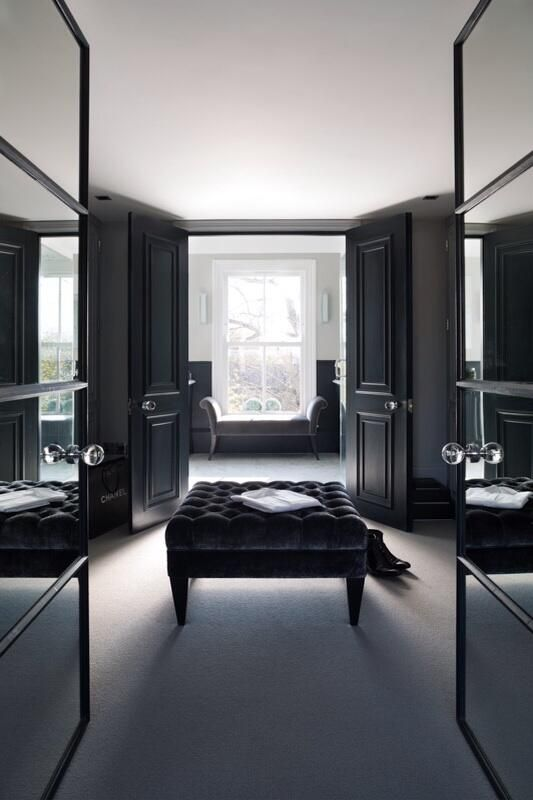 BLACK interior decor is a thing that goes with a simple style of decor. And with a simple black you could never go wrong, even when it comes to lighting pieces. www.delightfull.eu