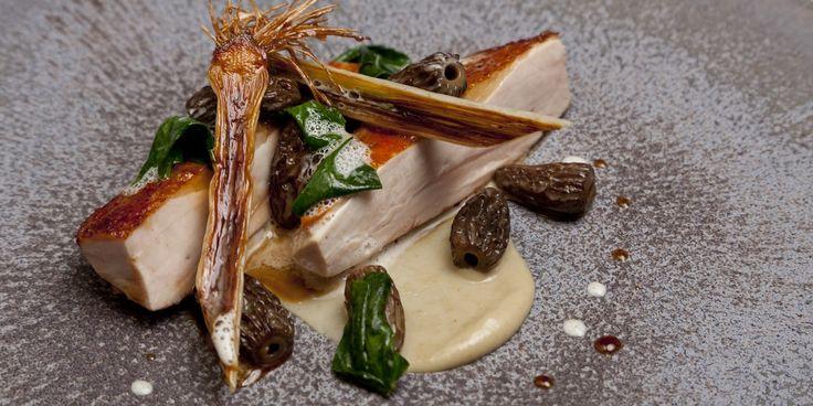 Roast Guinea Fowl Recipe - Great British Chefs