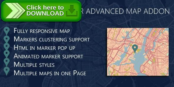 [ThemeForest]Free nulled download Advance Google Map Visual Composer Addon from http://zippyfile.download/f.php?id=37646 Tags: ecommerce, google map plugin, google maps, map, maps, responsive google map, vc google map, vc styled map addon, visual composer addon google map, wordpress google map shortcode, wordpress map plugin, wordpress responsive google map, wordpress responsive styled map