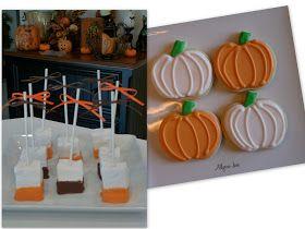 Allyson Jane: Little Pumpkin themed birthday party!