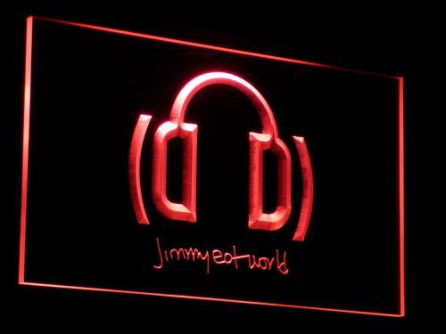 Jimmy Eat World LED Neon Sign
