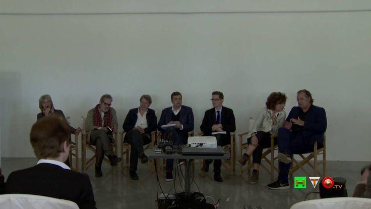 No Man's Land di Yona Friedman e Jean-Baptiste Decavèle - La conferenza ...