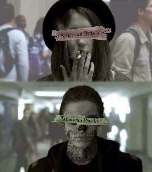 Fall Out Boy + American Horror Story. Oh god this is too much