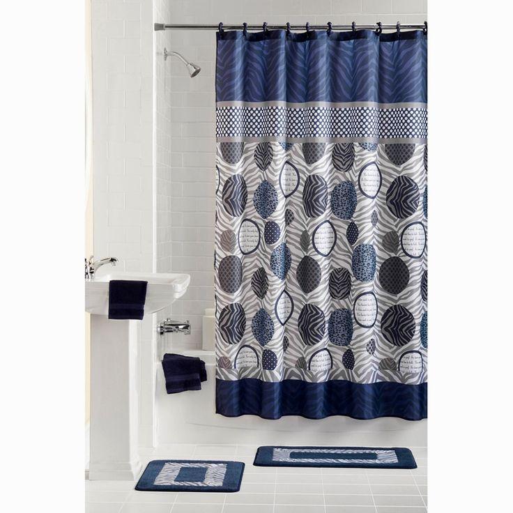Bathroom Curtain Set - http://behomedesign.xyz/bathroom-curtain-set/