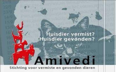 Medemblik – In samenwerking met AMIVEDI publiceren wij elke week een overzicht van de vermiste en gevonden huisdieren van de afgelopen week. Let op: indien een gevonden dier naar een asiel is gebra...