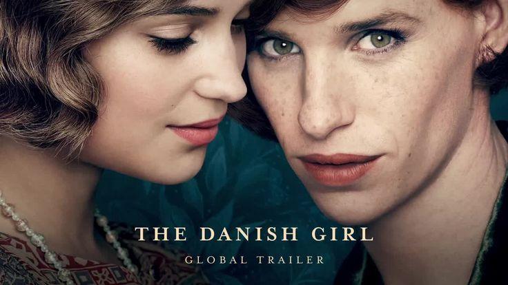 Eddie Redmayne: 'I hope The Danish Girl makes trans lives better'