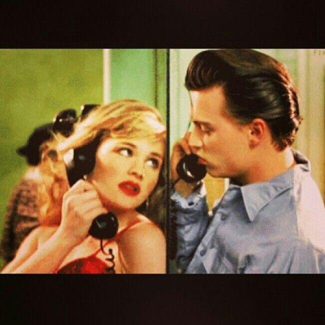 Please, Mr. Jailer, won't you let my man go free?  Cry baby  Johnny Depp  Amy Locane