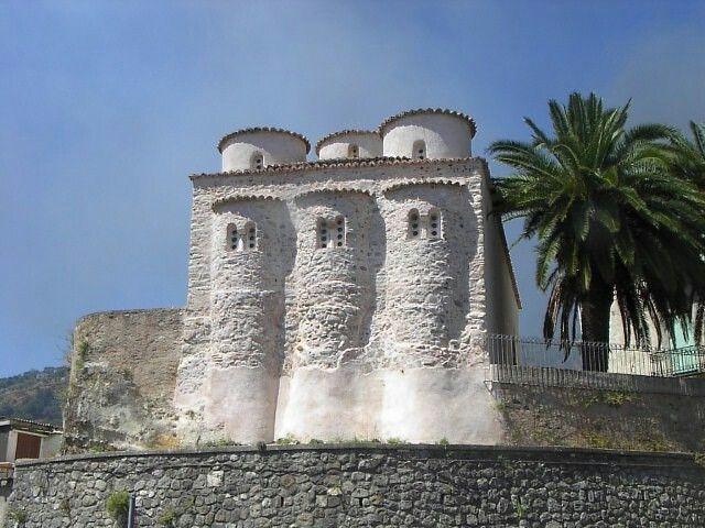 Chiesa di San Marco a Rossano XI secolo