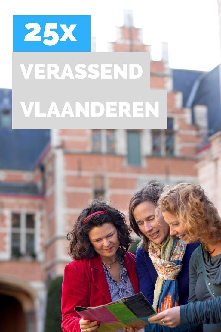 Zin in een verrassend weekendje weg? Op naar Vlaanderen! Bekijk de meest originele tips.