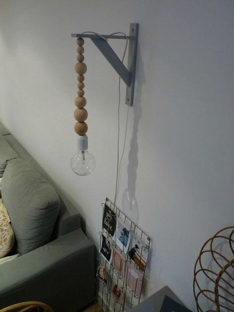 DIY baladeuse à perles en bois...