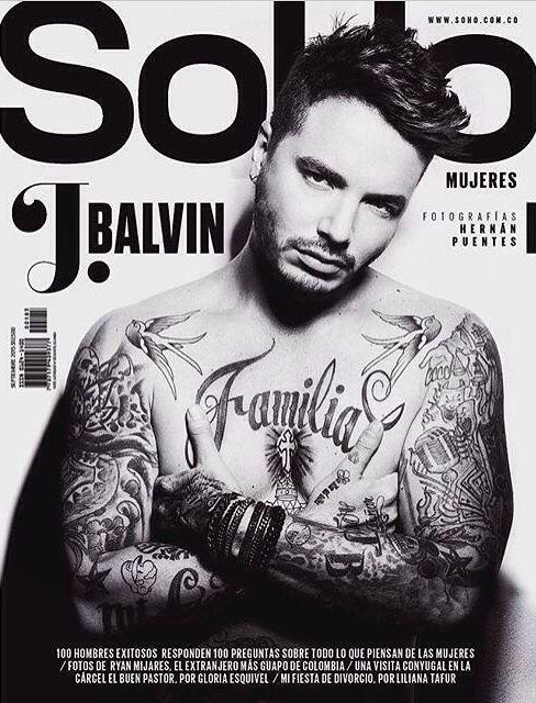 J Balvin se desnudará en Soho