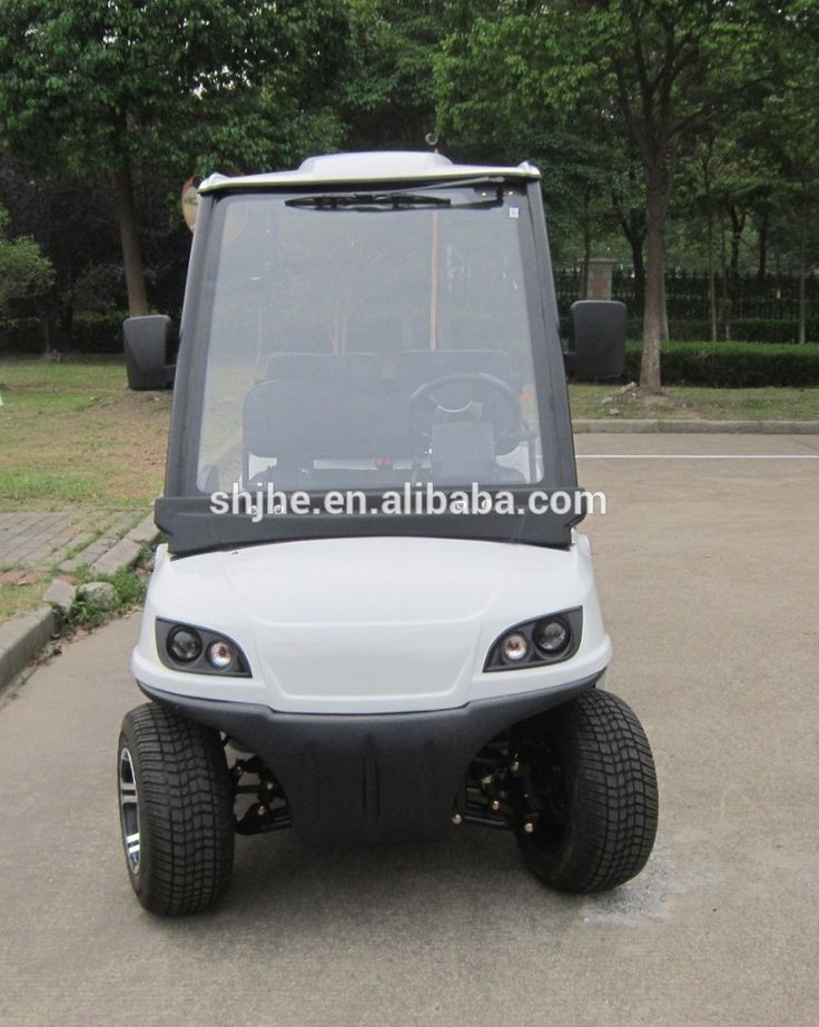 Chinese Cheap Golf Cart Electric Golf Cart 6 Seats Golf Cart 5Kw DC Motor For Sale#cheap golf cart for sale#golf