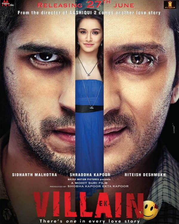 Hats off to #MohitSuri and his excellent way of narrating a story! The story of Ek Villain is surely interesting. Narration in this film is one of its high points. #shraddhakapoor #sidharthmalhotra #ritieshdeshmukh